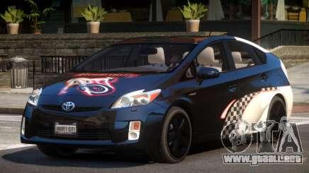 Toyota Prius L8 para GTA 4