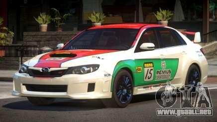 Subaru Impreza D-Tuned L1 para GTA 4