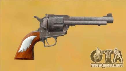 Resident Evil 2 Remake Ruger Blackhawk Magnum para GTA San Andreas