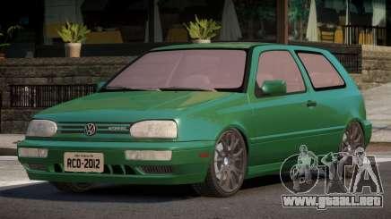 Volkswagen Golf MK3 GT para GTA 4