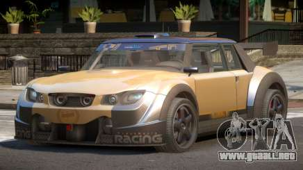 Valley Car from Trackmania 2 PJ8 para GTA 4