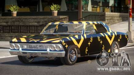 1964 Chevrolet Chevelle L7 para GTA 4