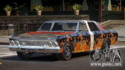 1964 Chevrolet Chevelle L4 para GTA 4