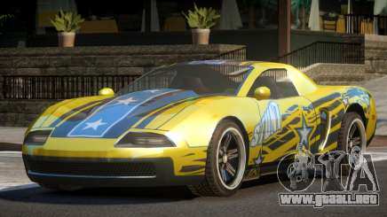 Nucleon from FlatOut 2 para GTA 4