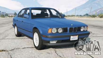 BMW 535i (E34) 1987 add-on para GTA 5