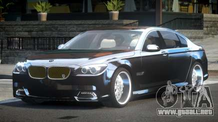 BMW 750Li SN para GTA 4