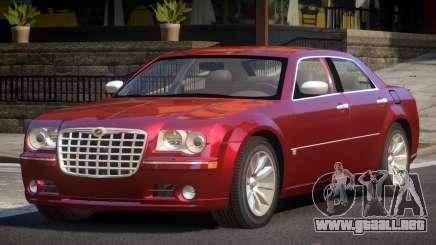 2007 Chrysler 300C para GTA 4
