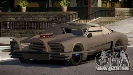 Ford Mustang 67 From Mad Max para GTA 4