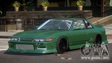1989 Nissan Silvia S13 para GTA 4