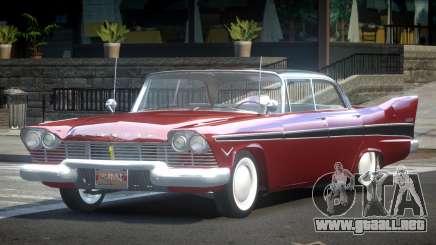 1955 Plymouth Belvedere para GTA 4