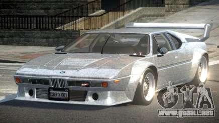 1979 BMW M1 PJ3 para GTA 4
