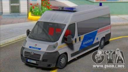 Peugeot Boxer Ambulance para GTA San Andreas