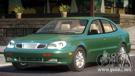 Daewoo Leganza SN para GTA 4