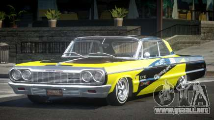 Chevrolet Impala SS Old L2 para GTA 4