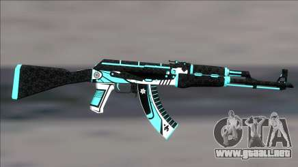 AK47 Monarch para GTA San Andreas