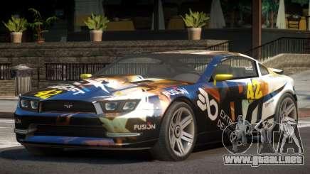 Canyon Car from Trackmania 2 PJ6 para GTA 4