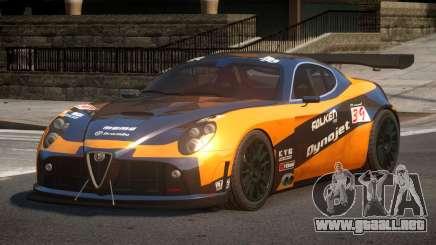 2007 Alfa Romeo 8C L1 para GTA 4