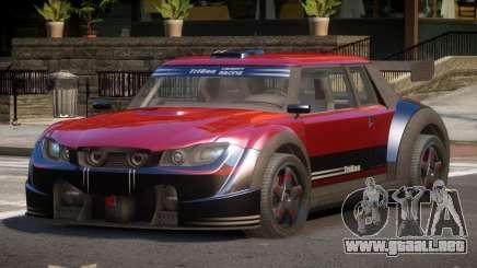 Valley Car from Trackmania 2 PJ3 para GTA 4