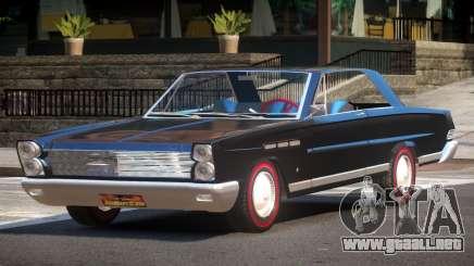 Ford Mercury D-Tuned para GTA 4
