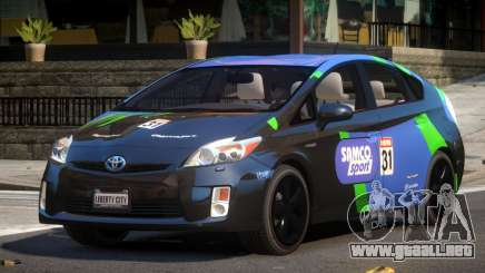 Toyota Prius L4 para GTA 4