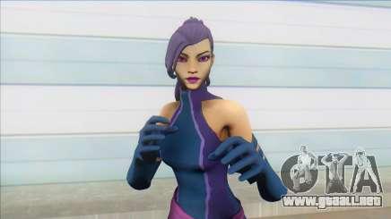 Psylocke para GTA San Andreas