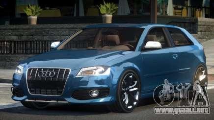 Audi S3 BS para GTA 4