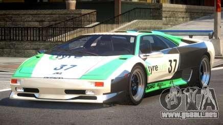 Lamborghini Diablo Super Veloce L5 para GTA 4