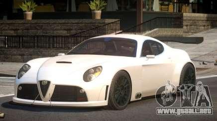 2007 Alfa Romeo 8C para GTA 4