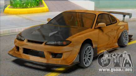 Nissan Silvia S15 DCL - Clean version para GTA San Andreas