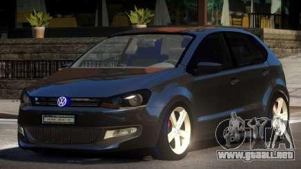 Volkswagen Polo HK para GTA 4