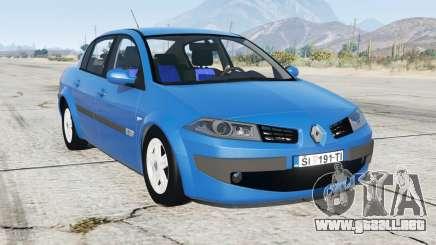 Renault Megane sedan 2009 para GTA 5