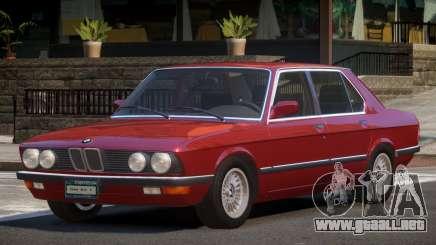 1986 BMW M5 E28 para GTA 4
