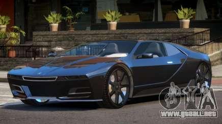 Ubermacht SC1 para GTA 4