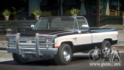 Chevrolet Silverado Old para GTA 4