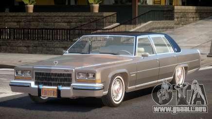 Cadillac Fleetwood SN para GTA 4
