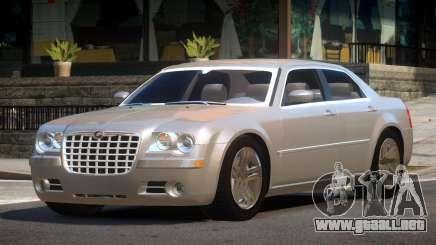 Chrysler 300C E-Style para GTA 4