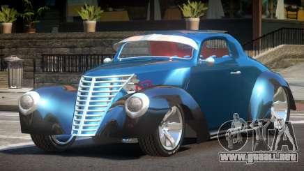 Walter Coupe S-Tuning para GTA 4