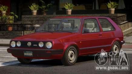 Volkswagen Golf Mk2 L-Tuned para GTA 4