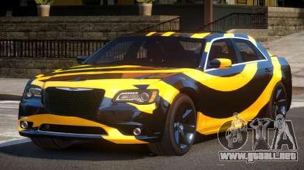 Chrysler 300C GS L5 para GTA 4
