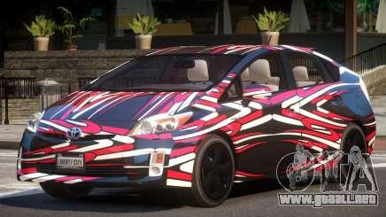 Toyota Prius L9 para GTA 4