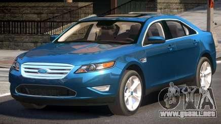 Ford Taurus ES para GTA 4