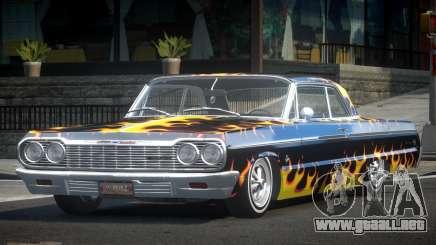 Chevrolet Impala SS Old L5 para GTA 4