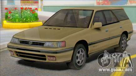 Subaru Legacy RS Wagon para GTA San Andreas