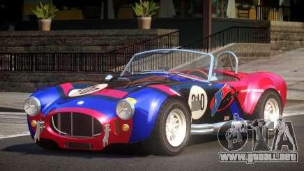 1964 Shelby Cobra 427 PJ3 para GTA 4