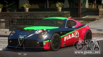 2007 Alfa Romeo 8C L10 para GTA 4