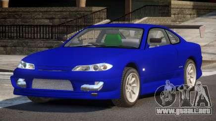Nissan Silvia BS para GTA 4
