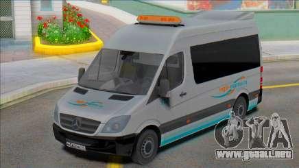 Mercedes-Benz Sprinter 311CDI Regio Express para GTA San Andreas