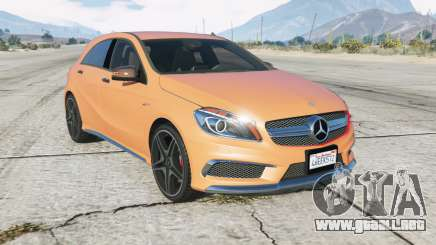 Mercedes-Benz A 45 AMG 4MATIC (W176) 2013 para GTA 5