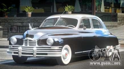Packard Eight V1.0 para GTA 4