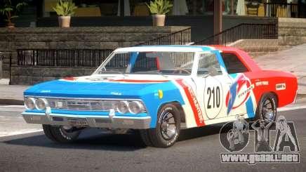 1964 Chevrolet Chevelle L6 para GTA 4